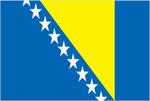 Bosnia Herzegovina Flag