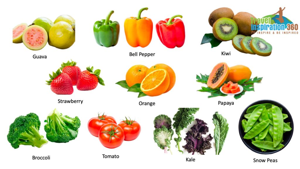 Food With High Vitamin C