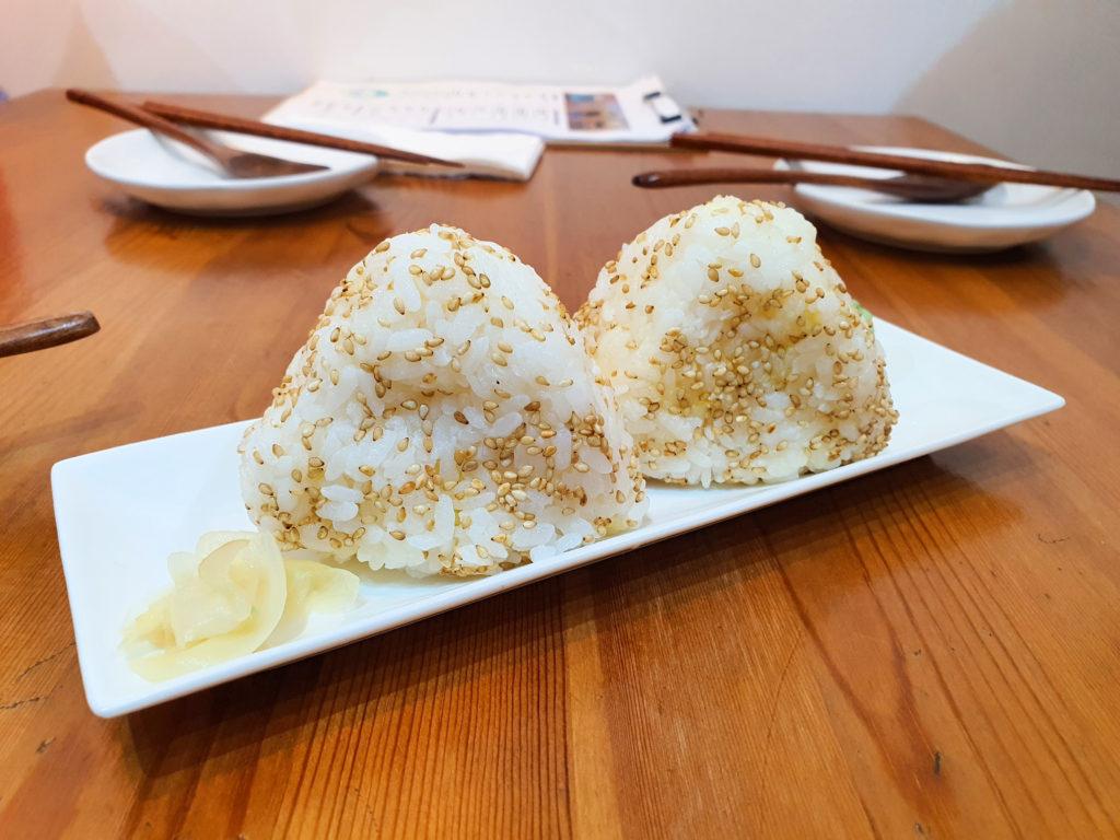 Egg Mayo Onigiri